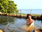 有明海一望の露天風呂