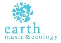 earth music&ecology ロゴ