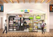 NewDays KIOSK ecute上野公園通路店