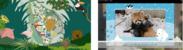 プレミアム動画テンプレート スマートフォン画面表示例2