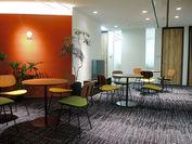 【今回増床したフロア】「GVH#5」10階 個室ブース型小規模オフィススペース「the hive」