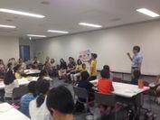 これまでの企業活性化センターでの子ども起業塾の様子4