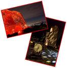 上「Lightscape in Rokko ~Autumn Version~」、下「star wheel simfonia(高橋匡太)」