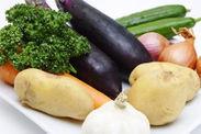 新鮮食材の即売会 イメージ