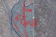 【9月11日公開】茨城県常総市浸水範囲の被害棟数並びに影響人口の推計