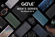 GAZE iPhone6s/6ケース メンズシリーズ