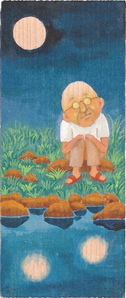 """国内外から応募された""""かまぼこ板""""に描いたアート8,005点が集結 第21回全国「かまぼこ板の絵」展覧会12月6日まで愛媛県西予市で開催中"""