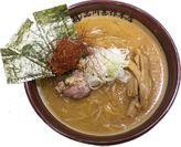 品川甚作にんにく辛味噌ラーメン(1)