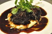 黒毛和牛ホホ肉の赤ワイン煮