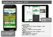 FieldServer-VI、FieldPoint アプリ