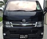 『SOLAR IMPACT』デモカー