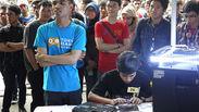 インドネシア・テストマーケティング活動