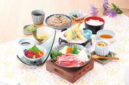 和食の日メニュー