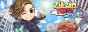 ASIA PRINCEの『ZIKZINRUN シーズン2』イメージ