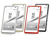DECASE for Xperia Z5 Compact 全色