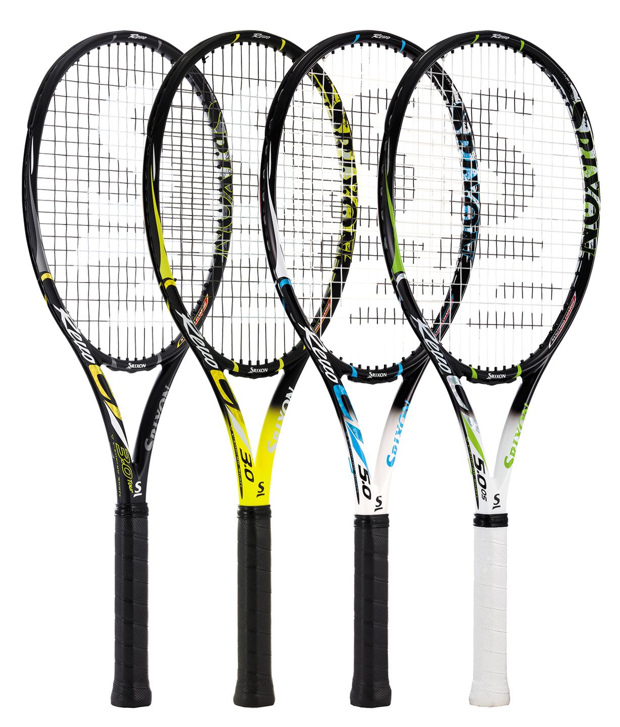 スリクソンテニスラケット「REVO...