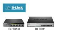 『DGS-1008P/JC』および『DGS-1008MP』