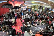 第24回マカオ・ポーカー・カップ会場の様子