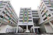 ビンメック国際病院 外観