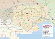 2016年度新規供給予定MAP