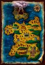 竜王迷宮からの脱出 イメージマップ