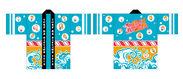 テイルズ オブ フェスティバル 2016 祭りだ集合!応援ハッピ (C)いのまたむつみ (C)藤島康介 (C)BANDAI NAMCO Entertainment Inc.