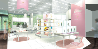 Barbie(バービー)期間限定POP UP SHOP(Barbie Classic Doll Shop & Cafe)開催のお知らせ