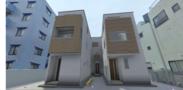 VRによる建築予定の建物