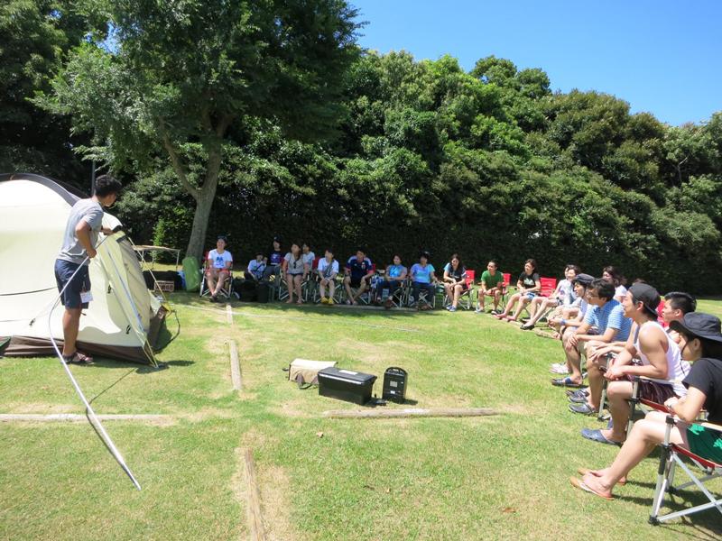 これからキャンプを始めたいファミリーにぴったり!スポーツオーソリティとイオンコンパスが休暇村でイベント開催!盛りだくさんのビギナーズキャンプイベント全3回
