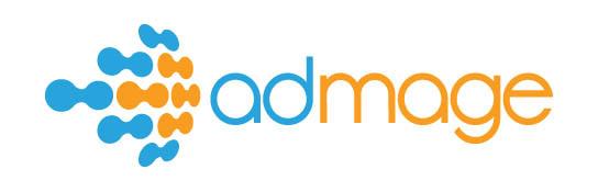 「admage」製品ロゴ
