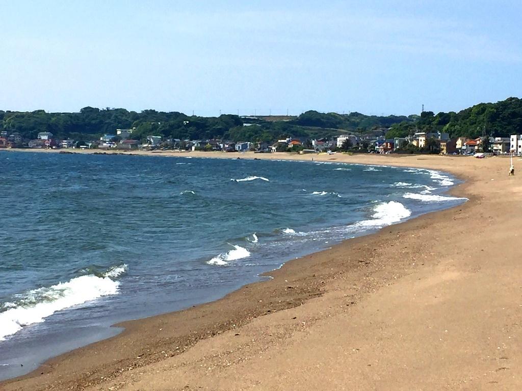 「三浦海岸海水浴場」の画像検索結果