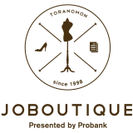 『JOBOUTIQUE』ロゴ