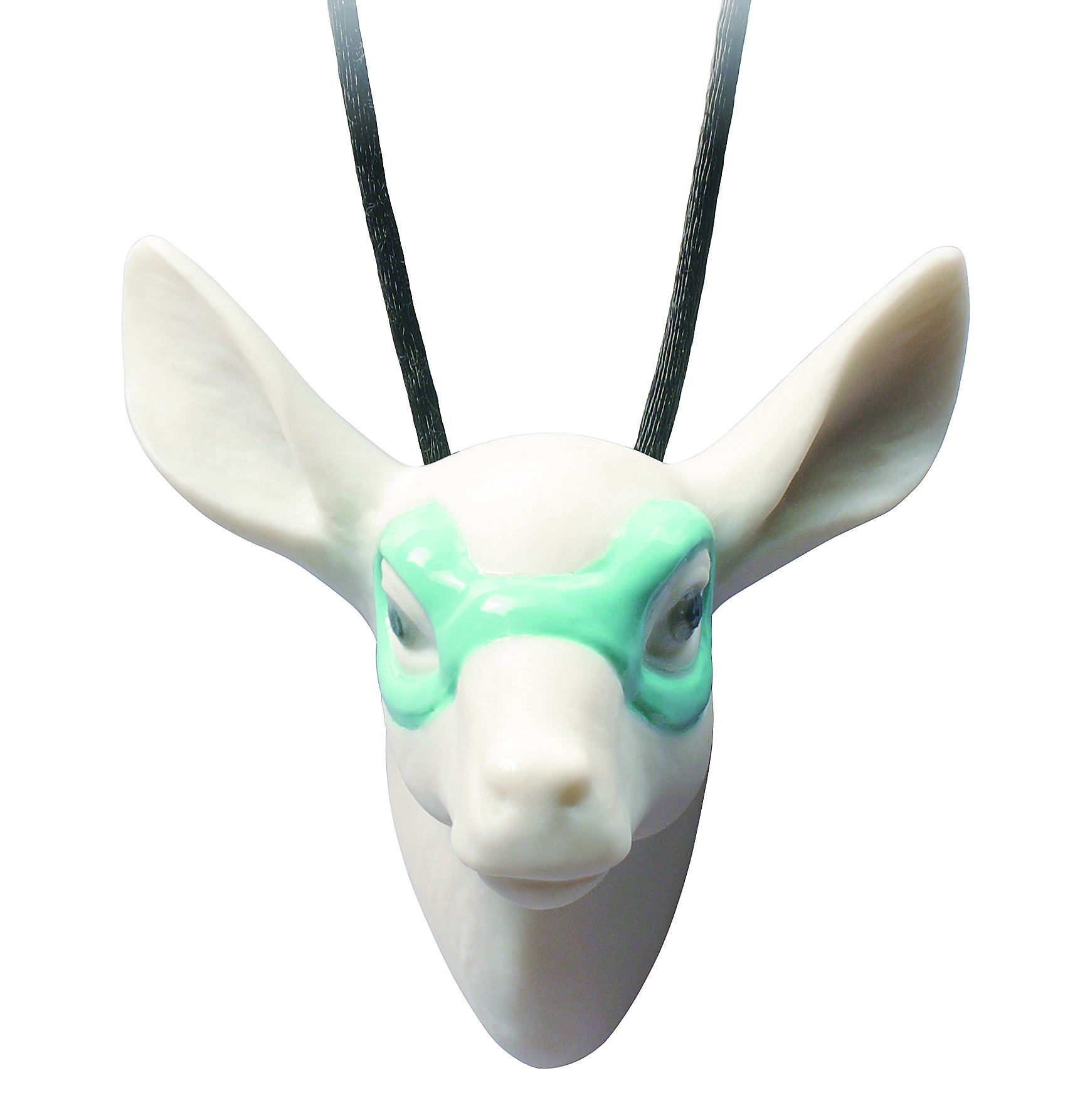 animal heroes fawn with mask pendant mozeypictures Images