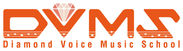 Diamond Voice Music School ロゴ