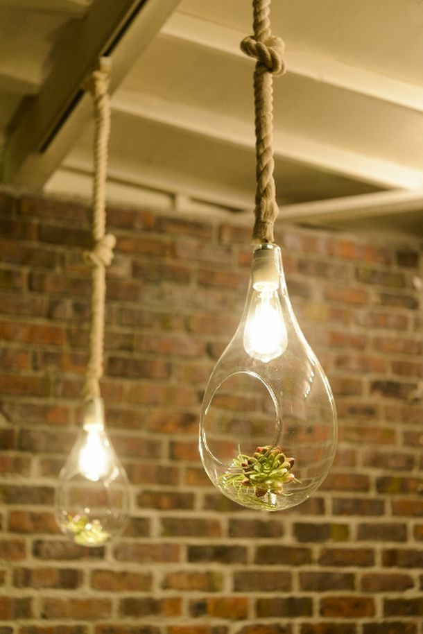 BOTANIC HANGING LIGHT