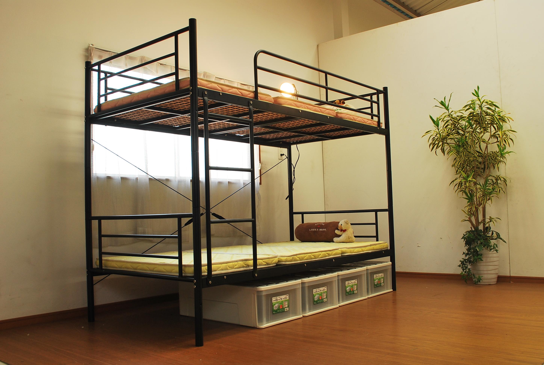 佐賀の「大人でも使える耐震二段ベッド」が販売5,000台突破、防災仕様