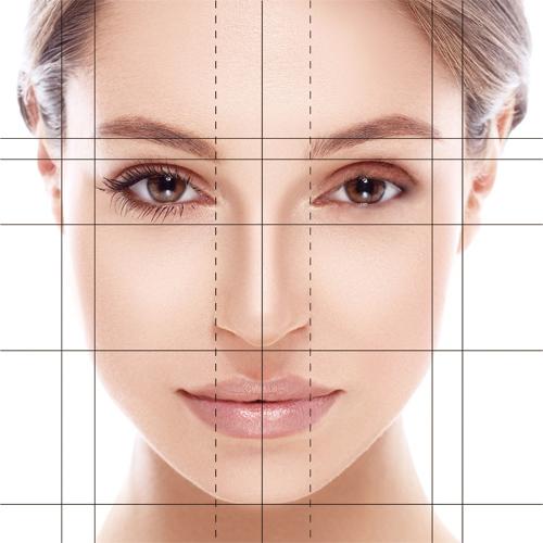 比 顔 の 診断 黄金