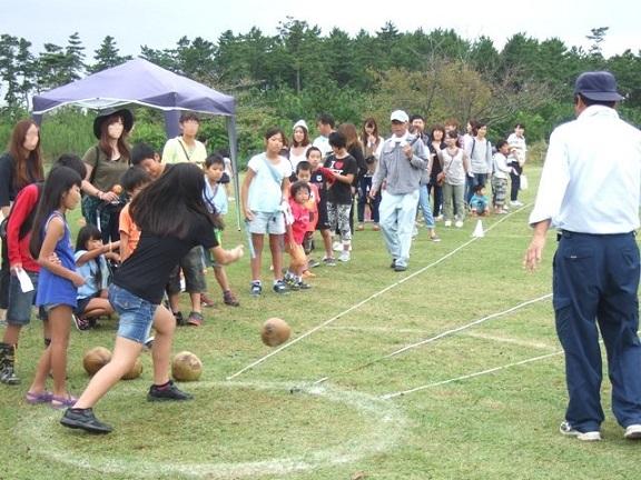 島崎 藤村作詞「椰子の実」の舞台で『アウトドアフェスタ 第6回 全日本椰子の実ころがし大会』を9月25日(日)に開催
