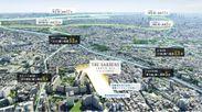 東京駅直通17分の「東十条」駅へ徒歩5分・4駅3路線利用可で主要駅へ直通アクセスする利便性