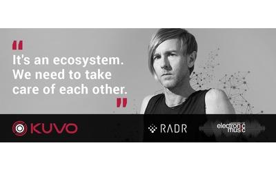 Pioneer DJ「KUVO」、Richie Hawtin「RADR」とのコラボレーションを10月19日より始動 - @Press (プレスリリース)