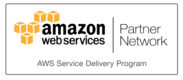 AWS  Service Delivery Program for Aurora認定ロゴ