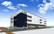 MCUD川崎II 施設パース