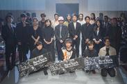 NYFWに参加する6ブランドのデザイナー、審査員、発表作品を着用したモデル達