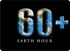 EARTH HOUR(アースアワー)ロゴ
