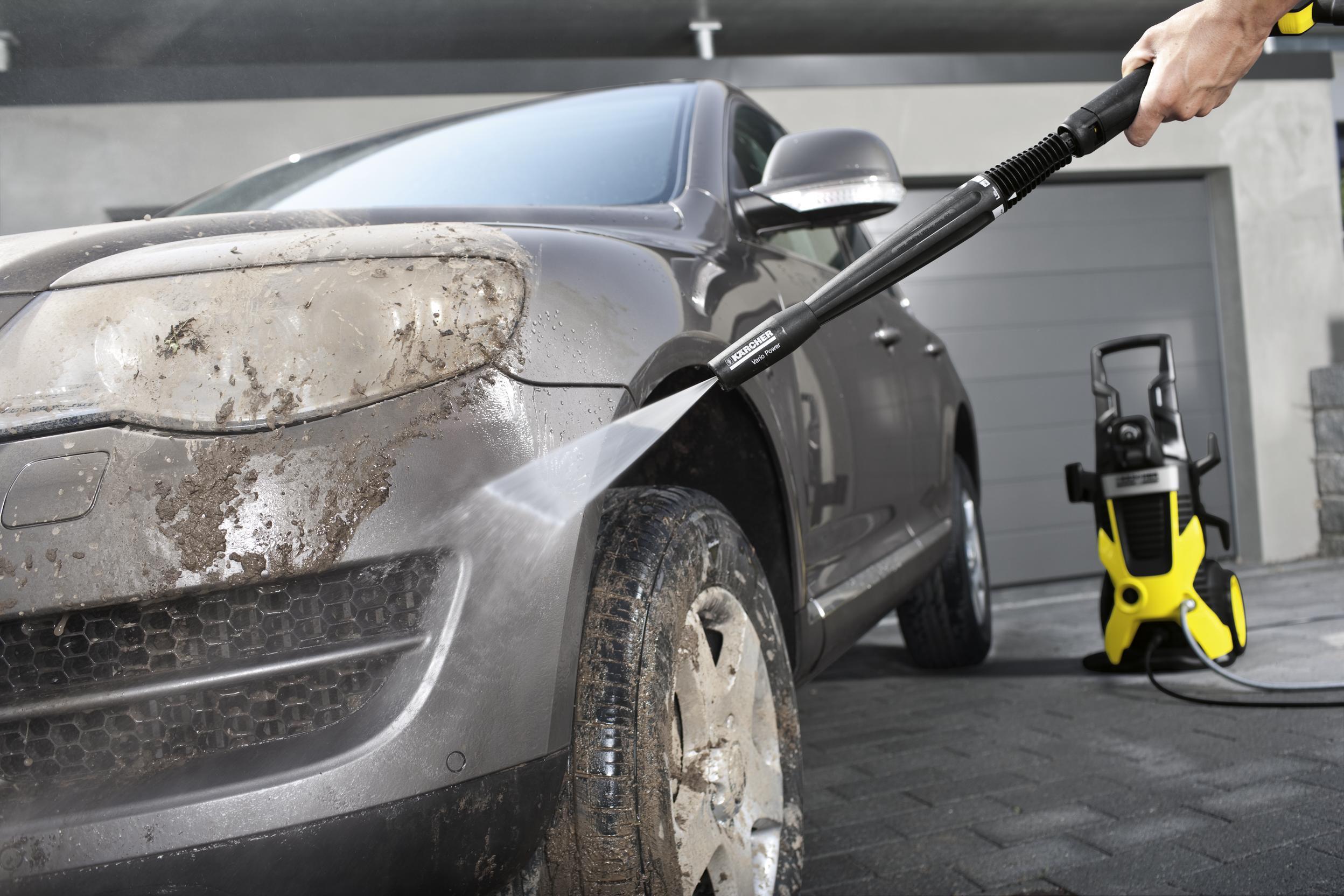 頻度 洗車