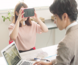 VR内見システム使用イメージ