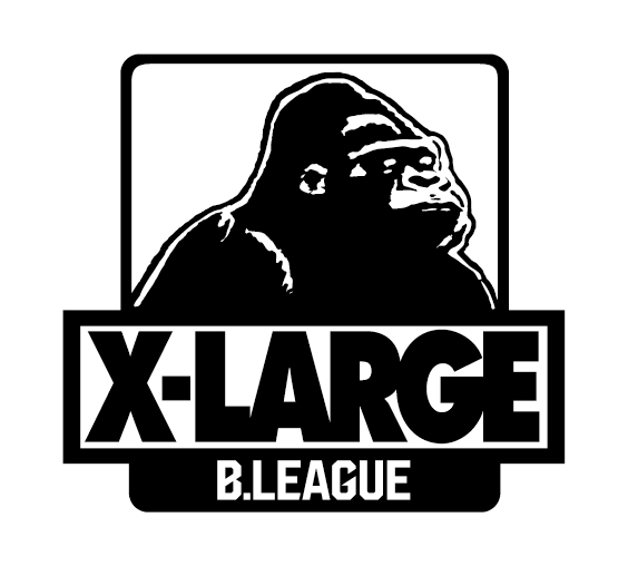 XLARGE(R)×B.LEAGUE