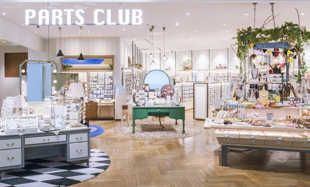PARTS CLUB 東急プラザ表参道原宿店