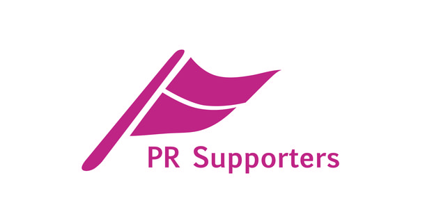 PR Supporters ロゴ