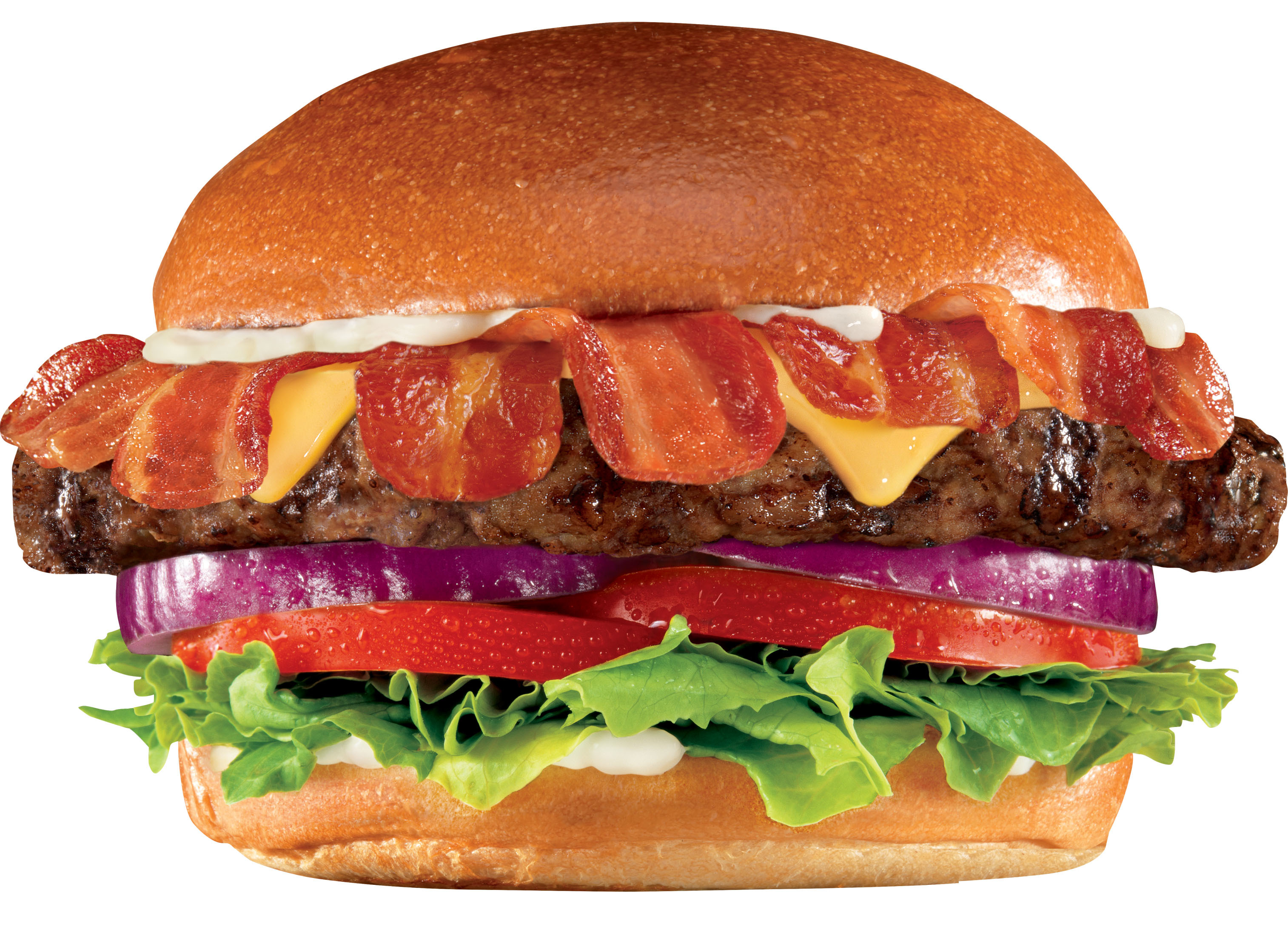 SUPER BACON CHEESE THICKBURGER